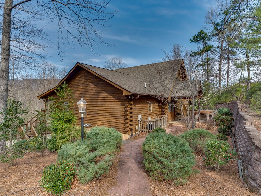 108 Rock Spings Road in Lake Lure, North Carolina 28746 - MLS# 3252733
